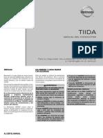 Manual Del Conductor TIIDA