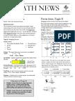 newsletter mod  1 topic e