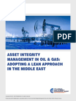 Asset Management in Oil & Gas
