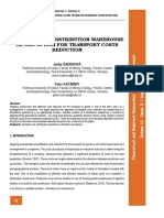 Allocation Of Distribution Warehouse As One Option For Transport Costs Reduction.pdf