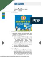Petunjuk Pelaksanaan Mwkt Tkkt - Karang Taruna