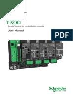 NT00378-En-01 - T300 User Manual