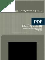 Presentasi+Teknik+Pemesinan+CNC