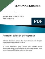 Ppt Cor Pulmonal Kronik (Paru)