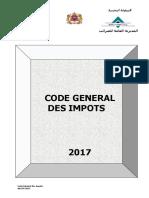 Code Générale Des Impôts 2017