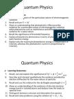 Lecture 19 Quantum Physics