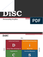 DISC Personality