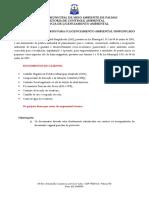 Lista de Documentos - JOLIVÊ