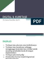 Digital Kuretase