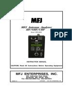 MFJ-266B
