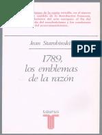 Starobinski, Jean - 1789 Los Emblemas de la Razón (1988).pdf