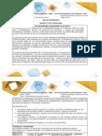 Guia de actividad y rúbrica de evaluación Actividad 4-identificar el rol del psicólogo en el marco de las políticas públicas. (1)