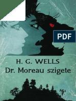 H. G. Wells Dr. Moreau Szigete -