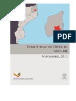 Estatisticas Do Distrito de Ancuabe