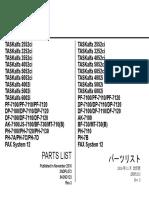 Kyocera Taskalfa CS2552ci-3252ci-3552ci-4052ci-5052ci