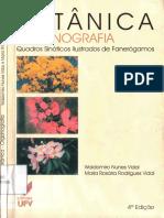 Vidal & Vidal (2006) - Botânica - Organografia 4ed.pdf