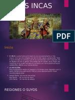 Los Incas Soraya