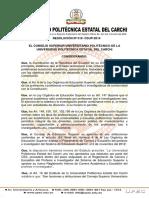 (2014)a2-Reglamento Escalafon Del Profesor Investigador (2)