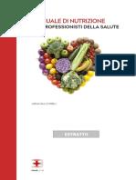 Manuale di Nutrizione per Professionisti Sanitari
