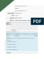 Eval Unidad 1 calculo integral