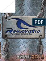 Catalogo Renovatio 2014