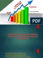 Crecimiento Ecomico de ALC