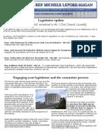 Lepore-Hagan August ENL 2017 - Legislative Update