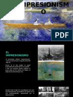 El Impresionismo 1