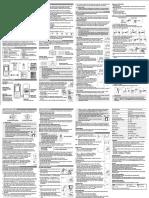 GM100 Manual