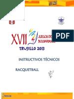 Racquetball 2013