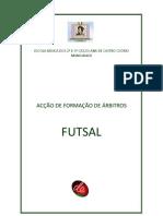 Livro Acção Formação Futsal