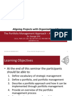 Aligning Projects With Organisation Strategy