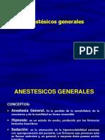 Anestesicosgenerales Ex