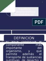 7. EQUILIBRIO HIDROELECTROLITICO