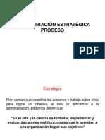 Administracion Estrategica Proceso