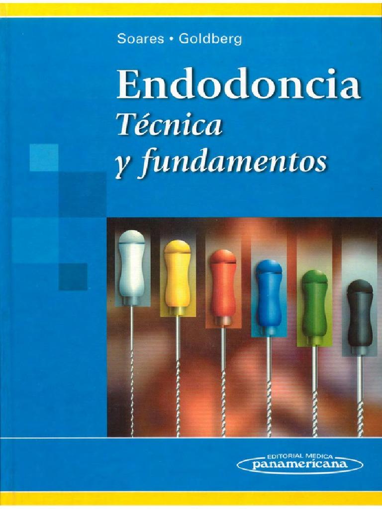 endodoncia principios y practica pdf gratis