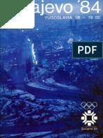 XIV ZOI Sarajevo 1984