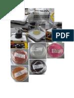 Medios de Cultivo Liquidos y Solidos