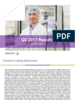 SANOFI_2017-07-31_Results_Q22017_slides
