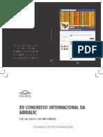 Cadernodeprogramacao-2017 / ABRALIC