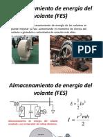 Almacenamiento de Energía Del Volante (FES)