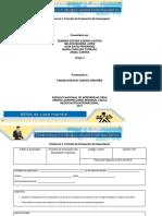 Evidencia 4 Formato de Evaluacion