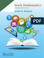 Teach Mathematics.pdf