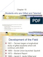 Chapter 15- Gifted (3)