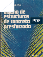 Diseño de Estructuras de Concreto Presforzado - Arthur Nilson