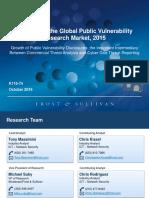 Public Vulnerability Oct 2016
