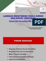 Tatalaksana Survei Dan Langkah Monitoring Pasca Survei