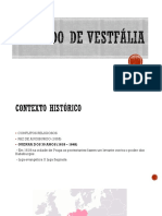Tratado de Vestfália
