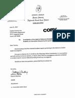 Sinclair Laurel Police Report