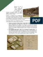 Arquitectura y Lengua Chavin